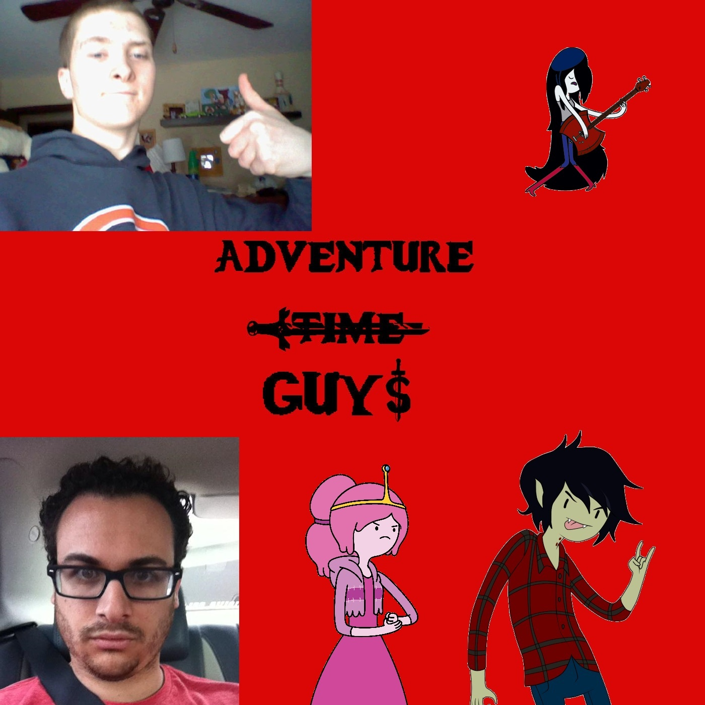 Adventure Time Guys