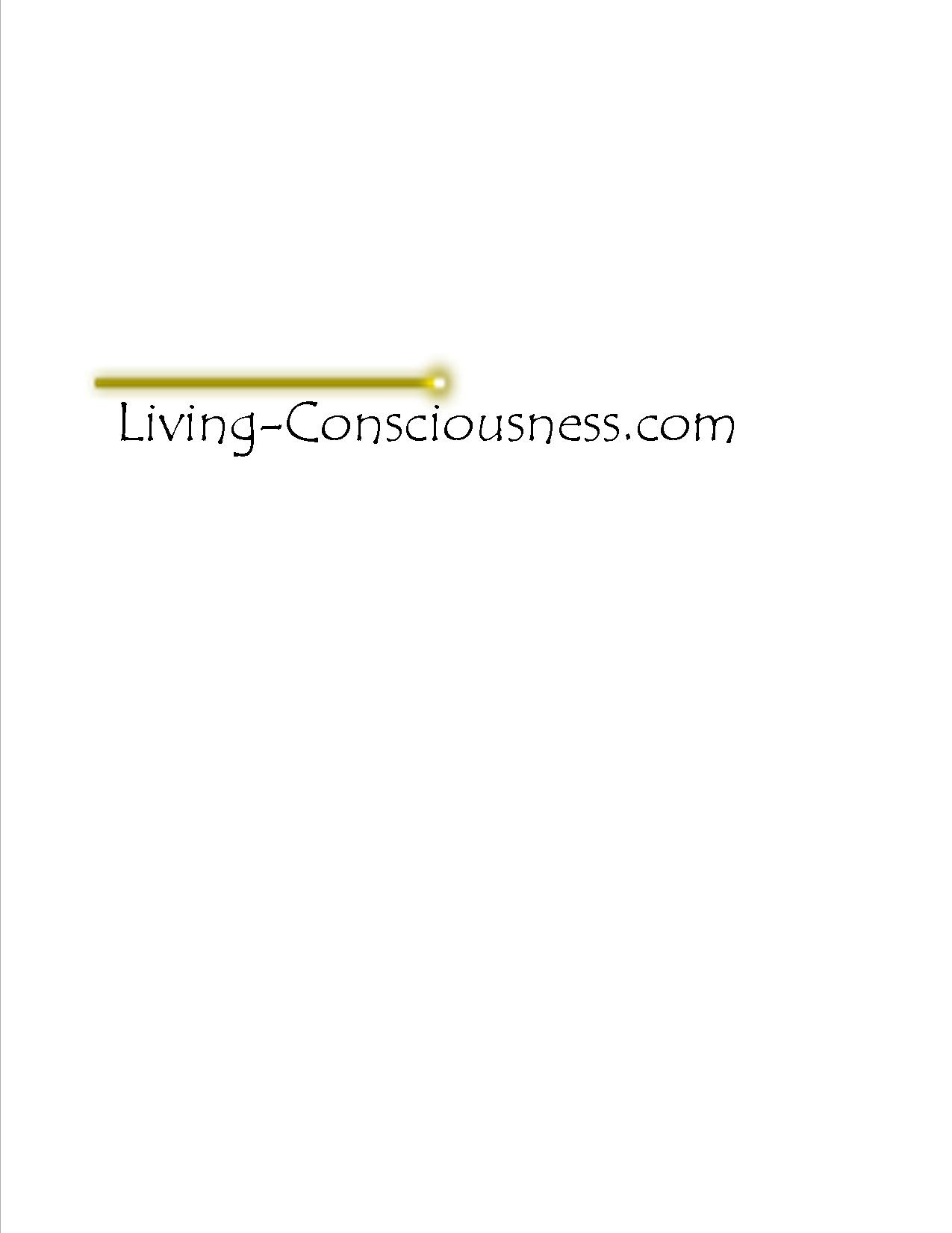 Living-Consciousness (web) Talk Radio