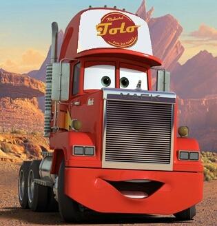 El camionero Geek