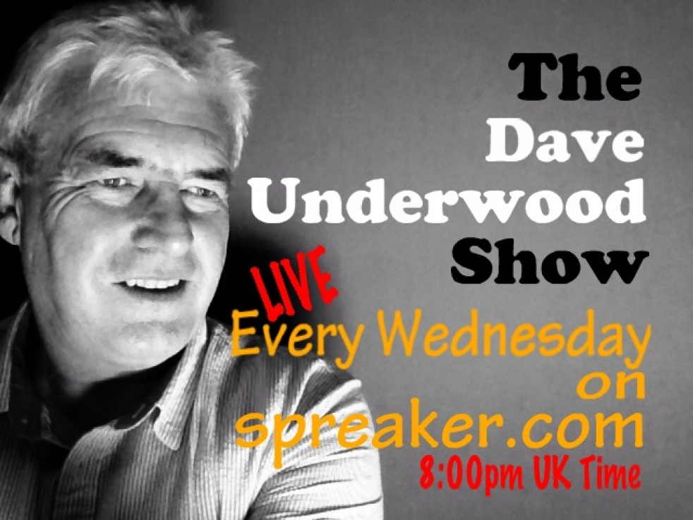 The Dave Underwood Show - show cover