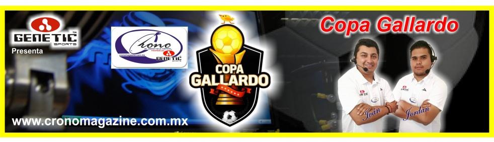 CRONOMAGAZINE COPA GALLARDO 2017 - show cover