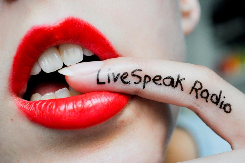 LiveSpeak Radio - show cover