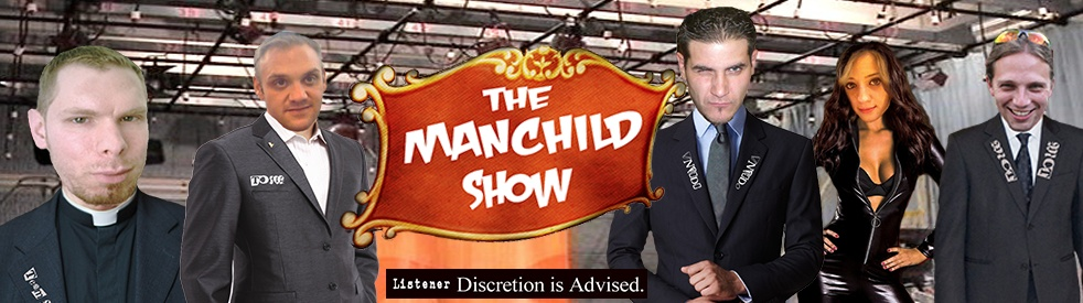 The ManChild Show - show cover
