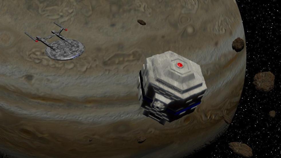 Starfleet Escape Pod:A Star Trek Podcast - show cover