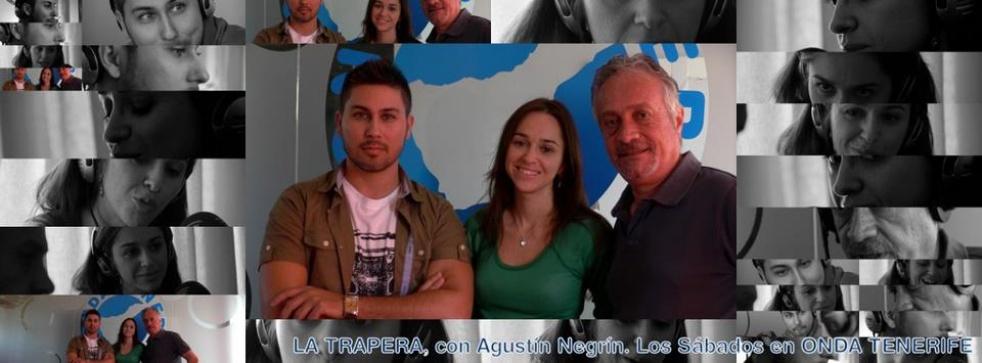 La Trapera - show cover