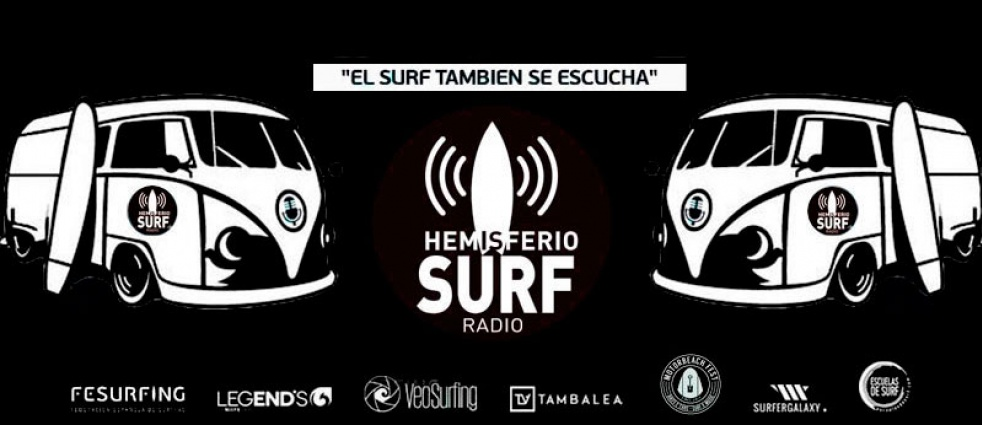 HEMISFERIO SURF - show cover
