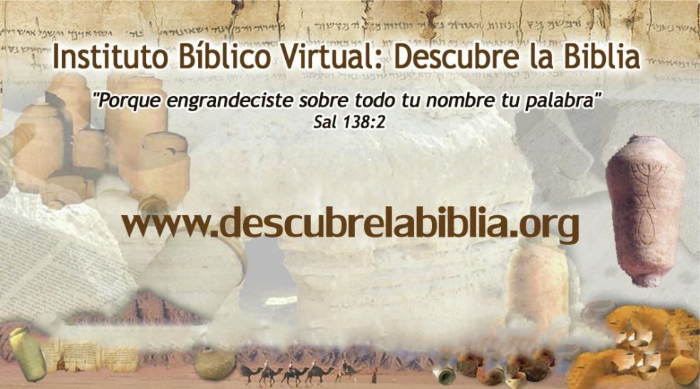 Descubre la Biblia - show cover