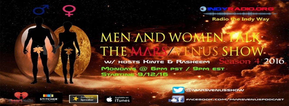 Men and Women Talk: the Mars/Venus Show - show cover