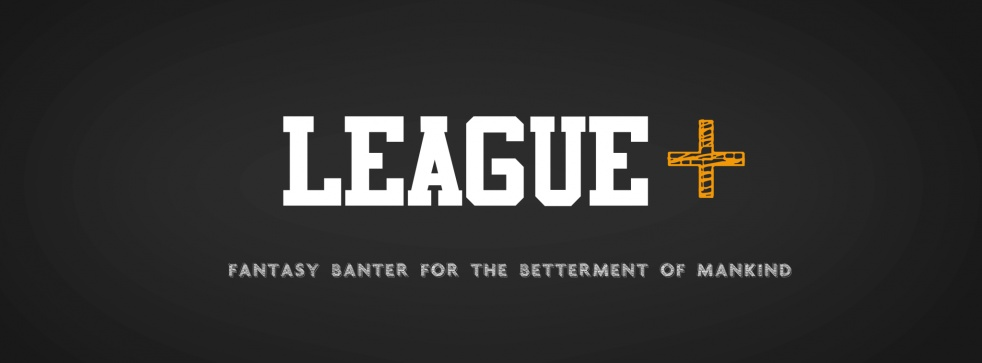 The League+ Fantasy Football Podcast - show cover