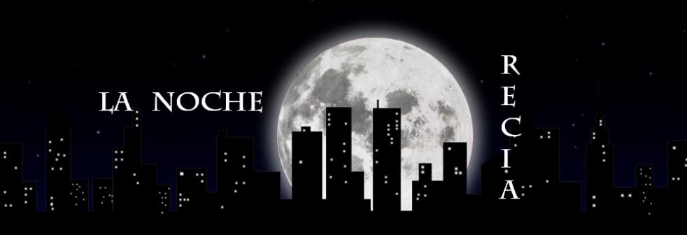 La Noche Recia - show cover