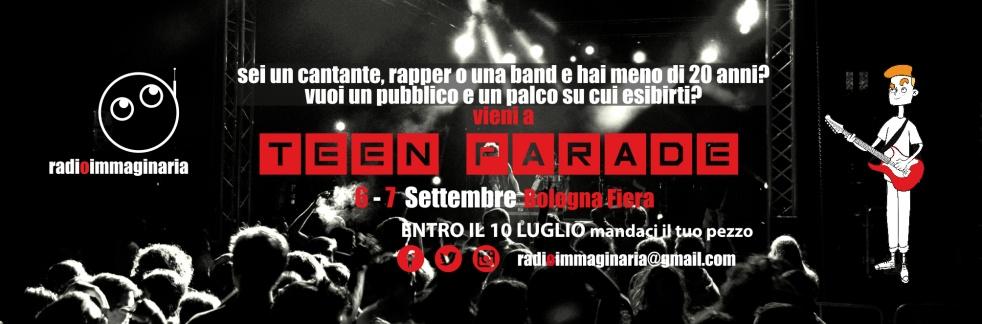 RADIOIMMAGINARIA - show cover