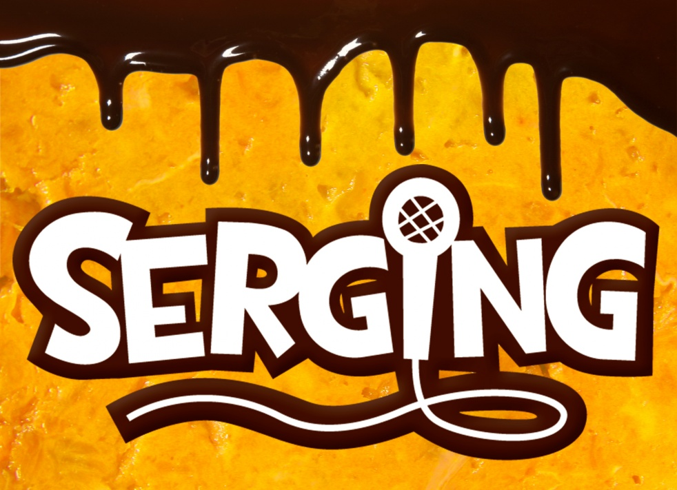 Serging - show cover