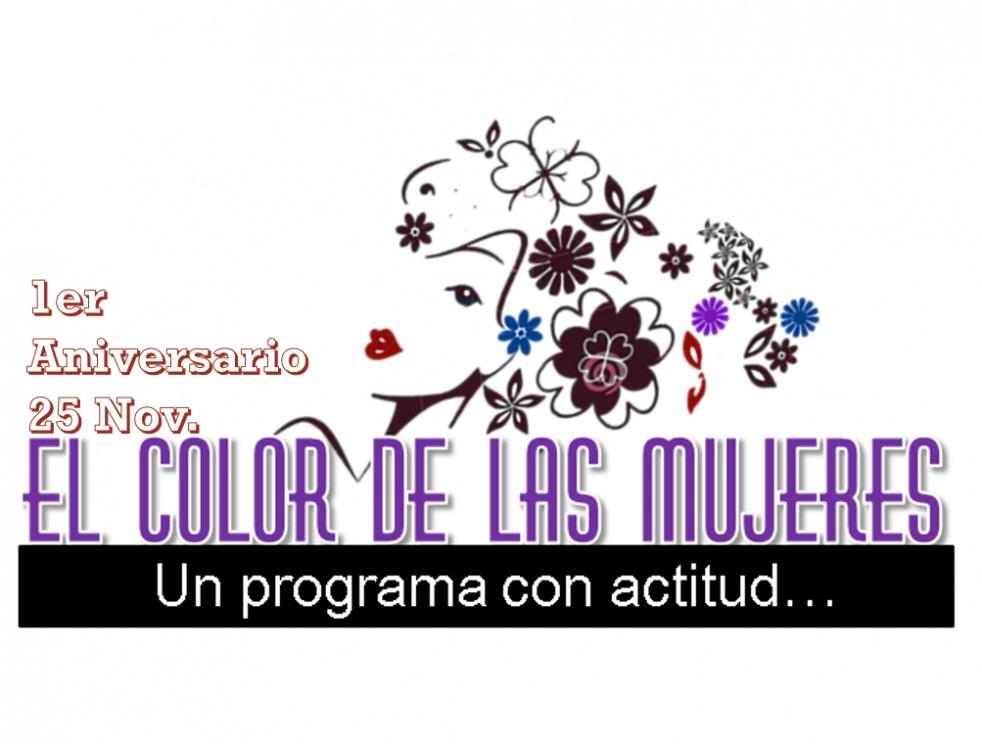 El Color de Las Mujeres - show cover