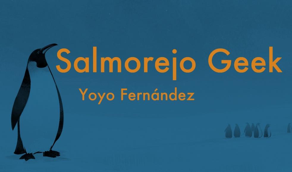Salmorejo Geek - show cover