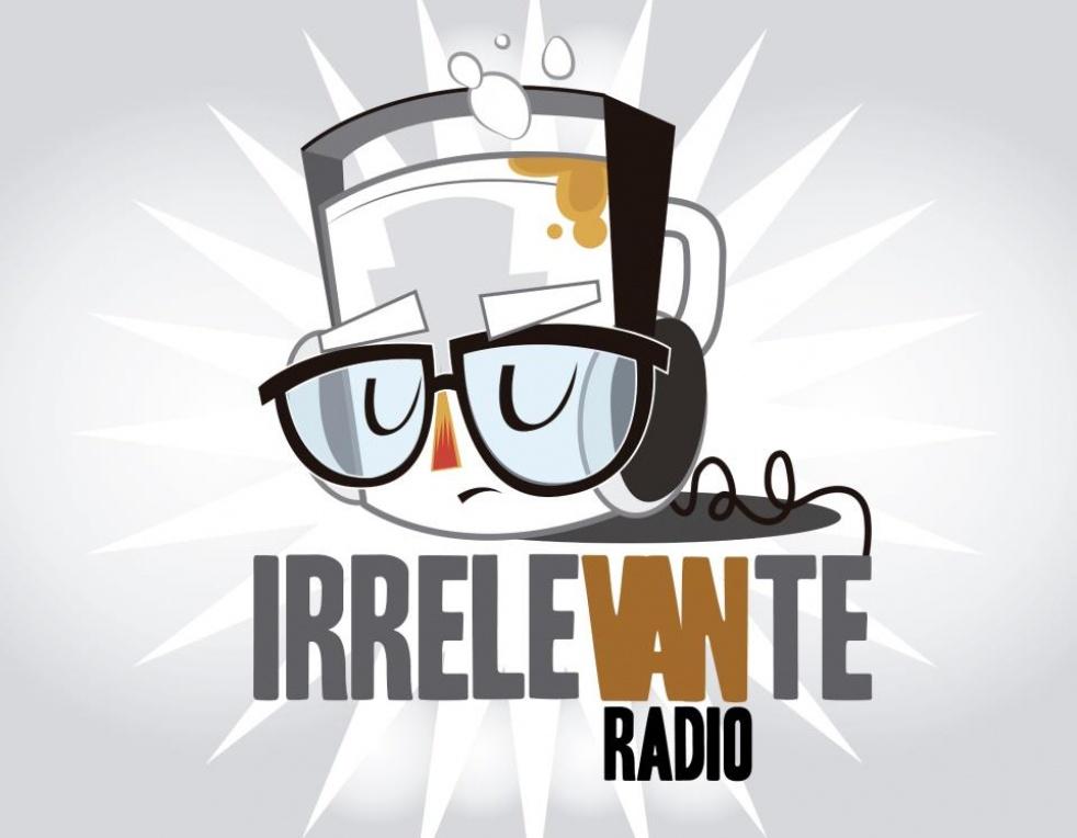 IRRELEVANTE RADIO - show cover
