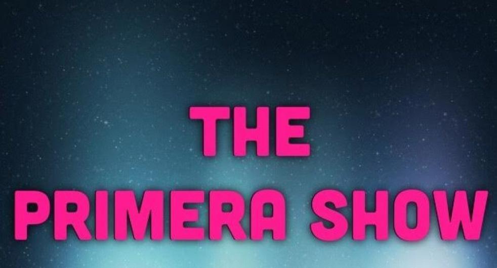 The Primera Show - show cover