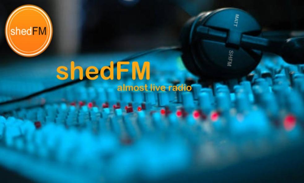 shedFM - show cover