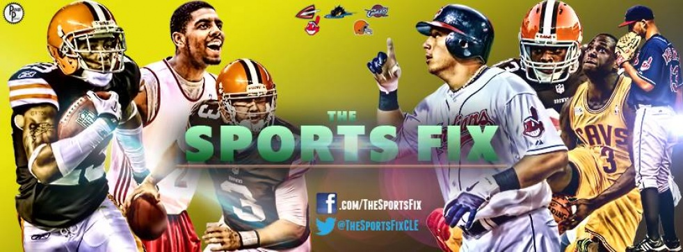 The Sports Fix - show cover