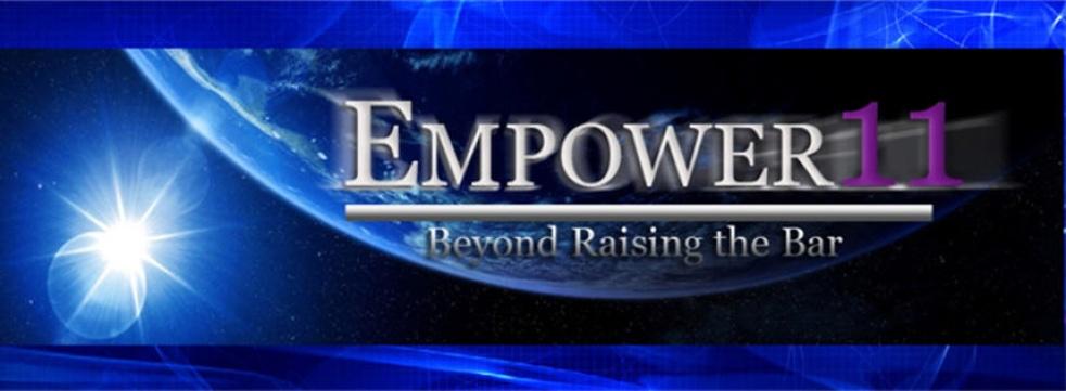 Empower11 - show cover