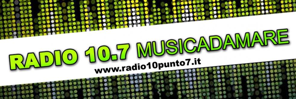 RADIO 10.7 musicadamare - show cover
