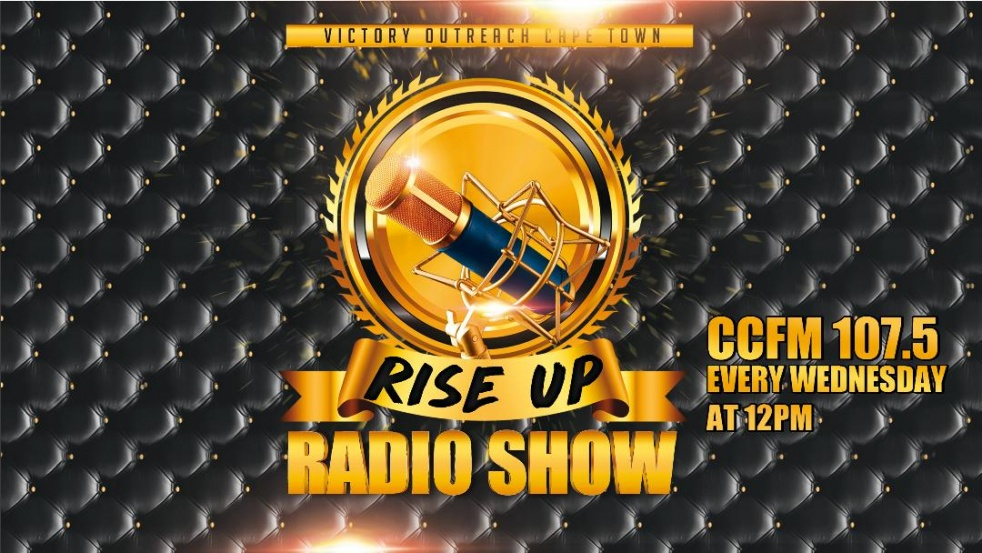 Rise Up Radio Segment - show cover