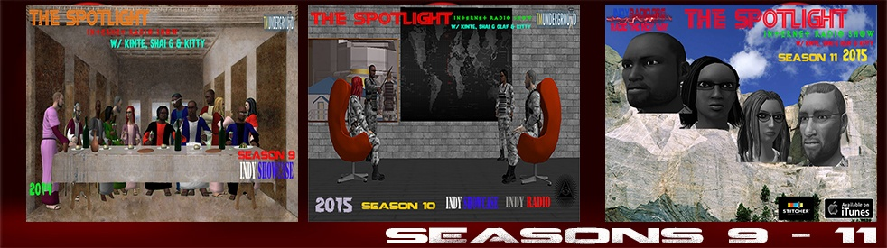 The Spotlight Seasons 9 - 11 - show cover