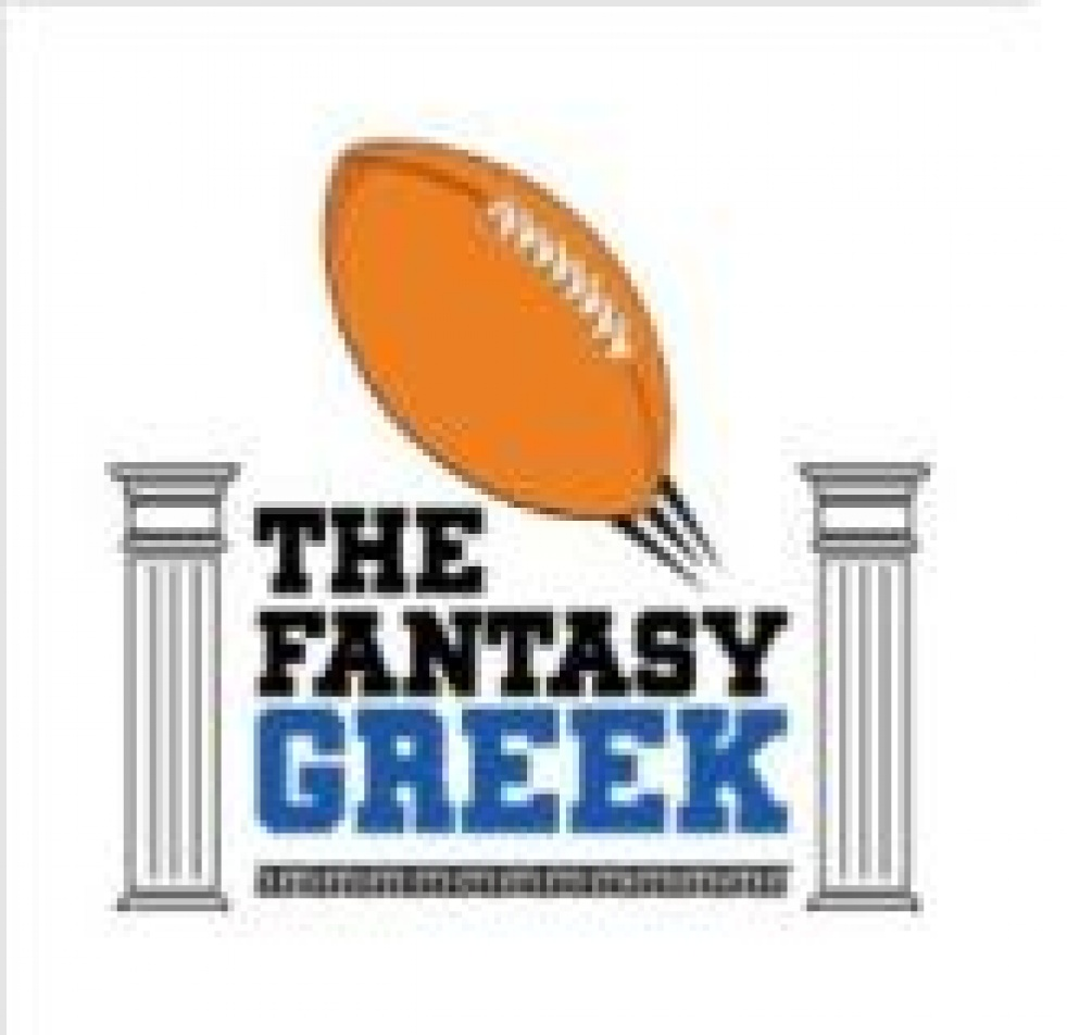 thefantasygreek.com's Fantasy Football - show cover