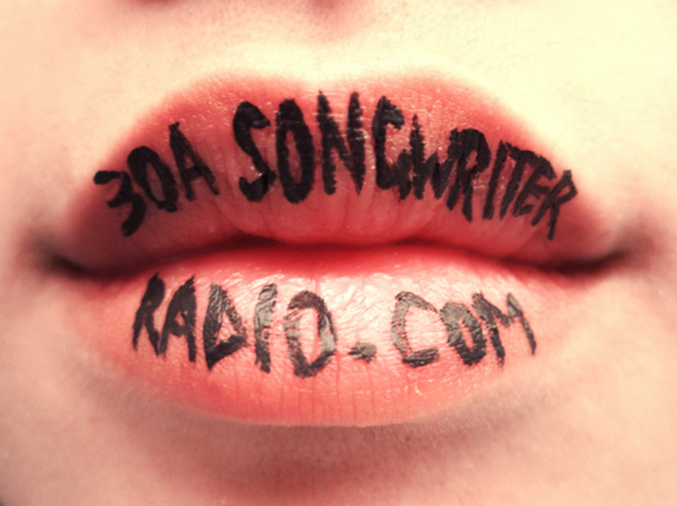 30A Songwriter Radio - show cover