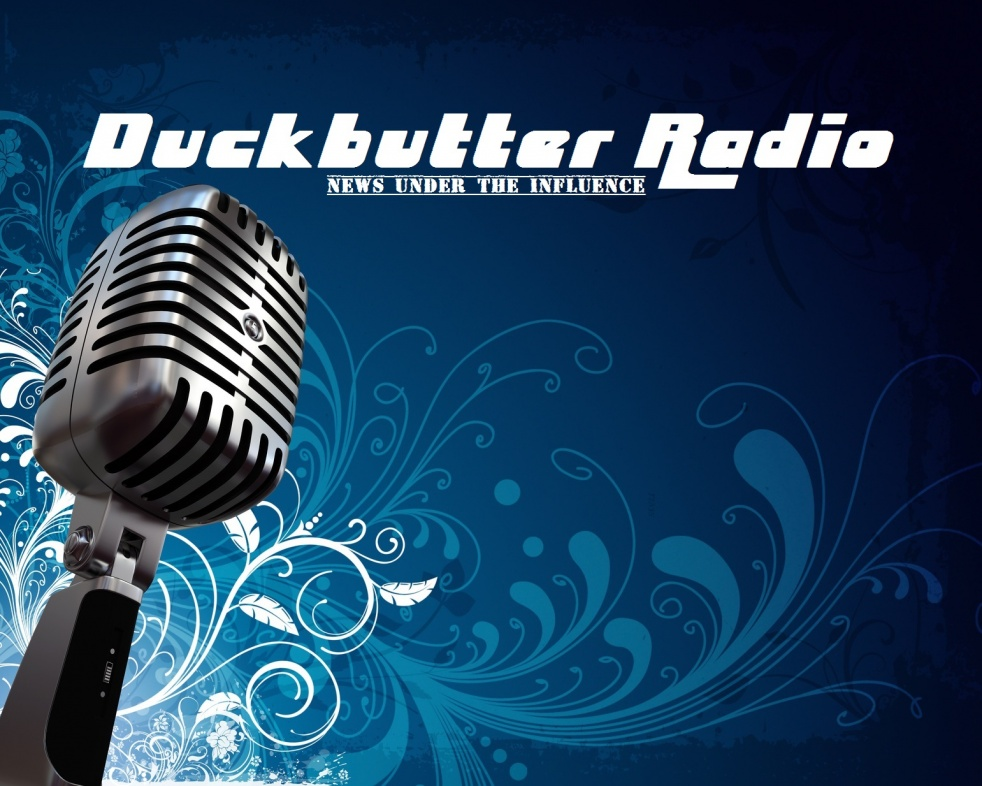 Duckbutter Radio - show cover