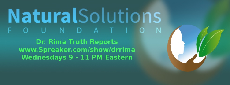 Dr. Rima Truth Reports - show cover