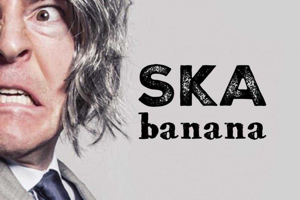 SkaBanana - show cover