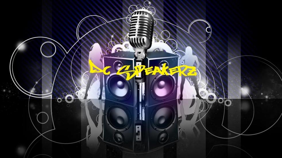 DC Speakerz - show cover