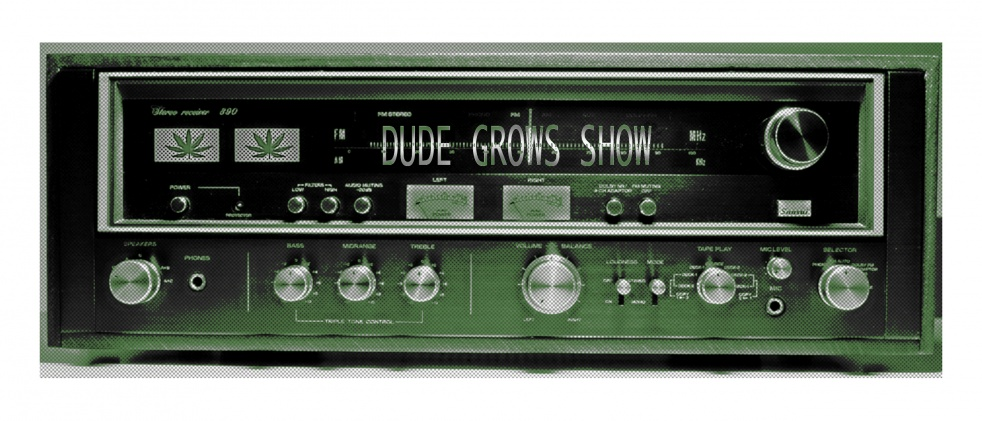 The Dude Grows Show - show cover