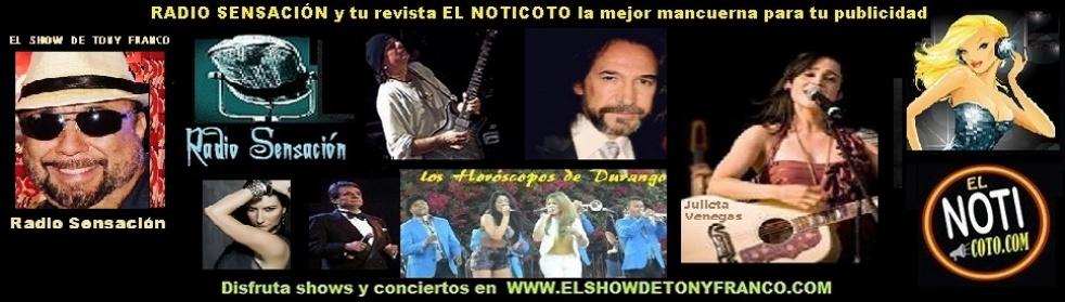 EL SHOW DE TONY FRANCO - show cover