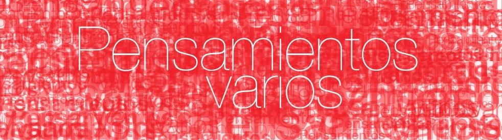 Pensamientos Varios - show cover