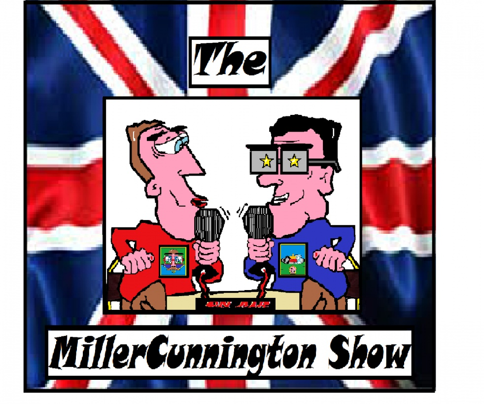 The MillerCunnington Show - show cover