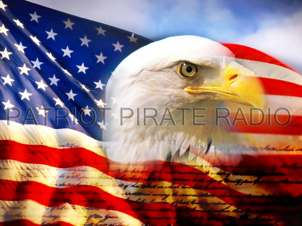 The Patriot Pirate Radio Show - show cover