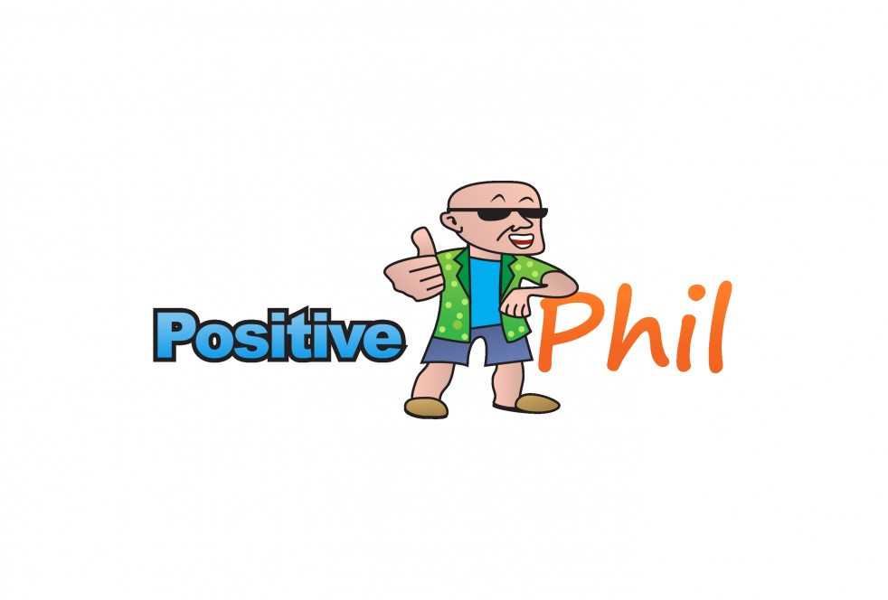 Positive Phil Show - show cover