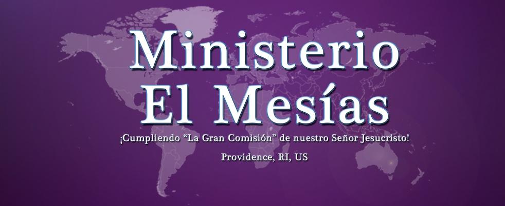 Ministerio El Mesias - show cover