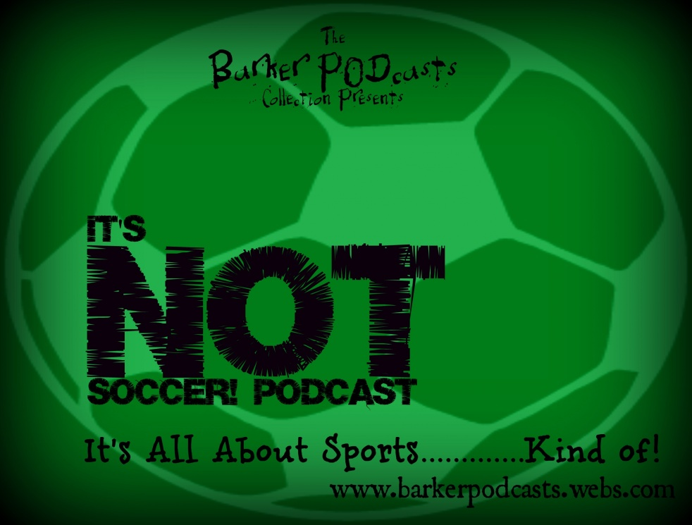 It's NOT Soccer Podcast Catch Up! - show cover