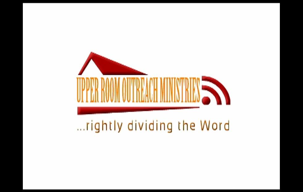 Upper Room Outreach  Ministries - show cover