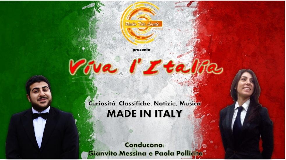 Viva L'Italia - show cover