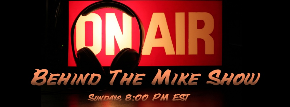 Behind The Mike Show - show cover
