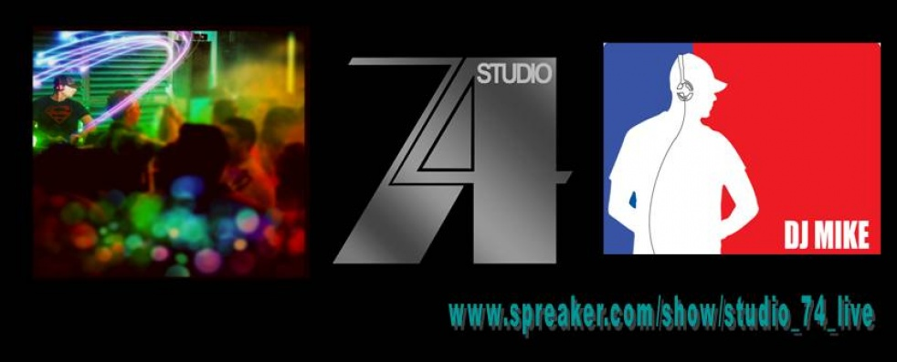 Studio 74 live! - show cover