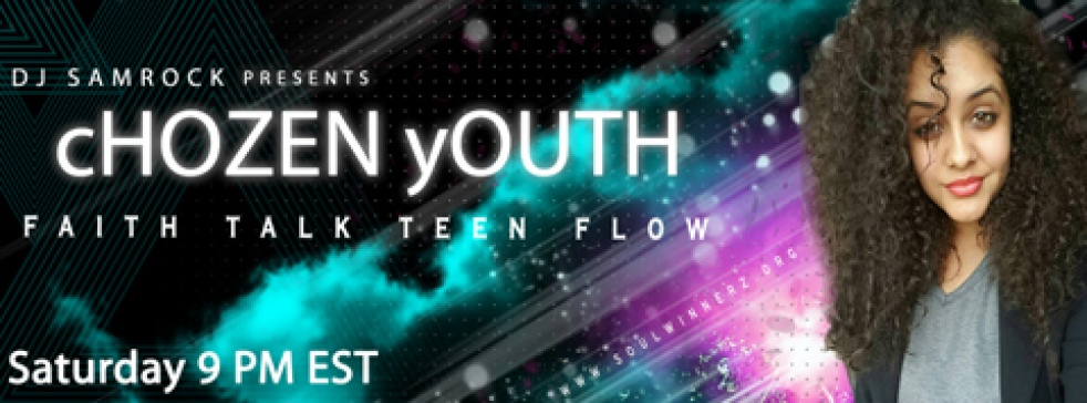 cHOZEN yOUTH - show cover