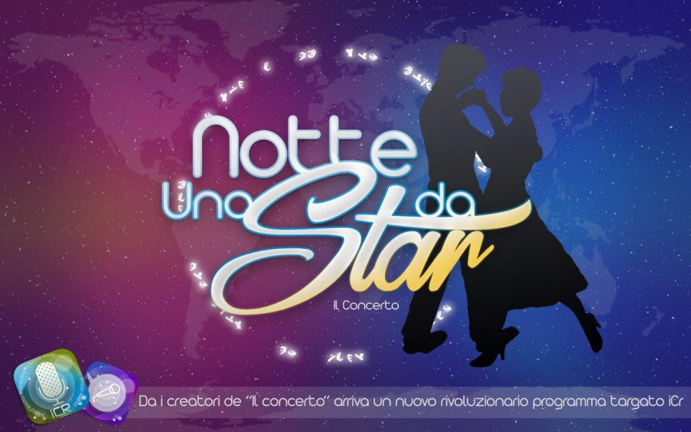 Una Notte Da Star - show cover