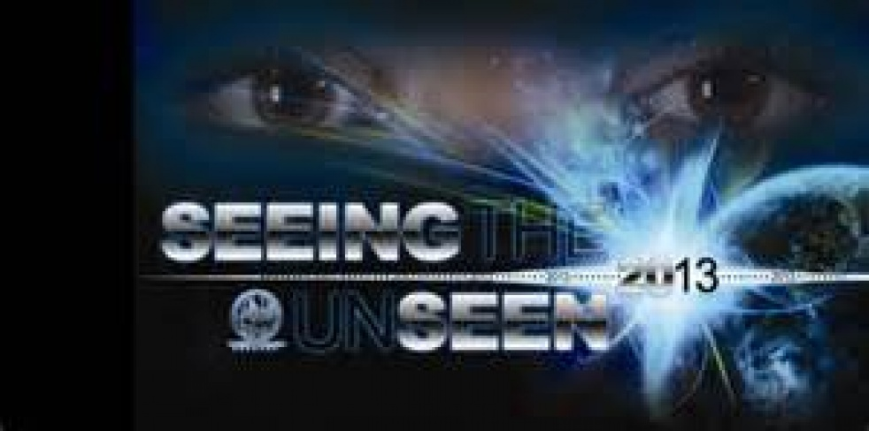 Principles Of Seeing The Unseen - show cover