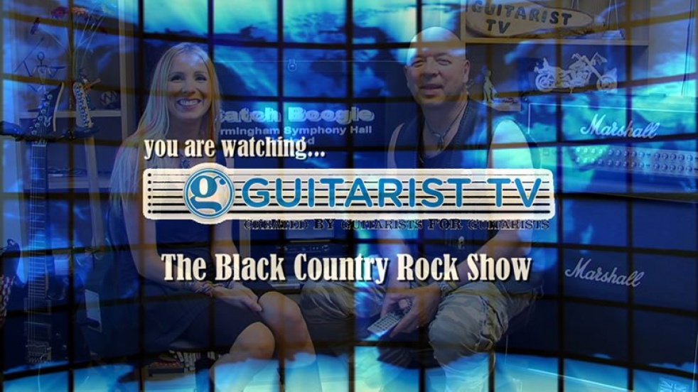 Guitarist TV Show - show cover