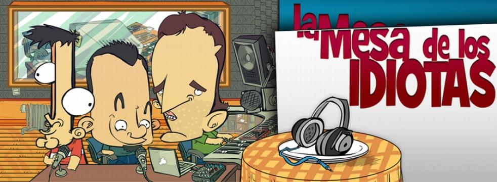 La Mesa de los Idiotas - show cover