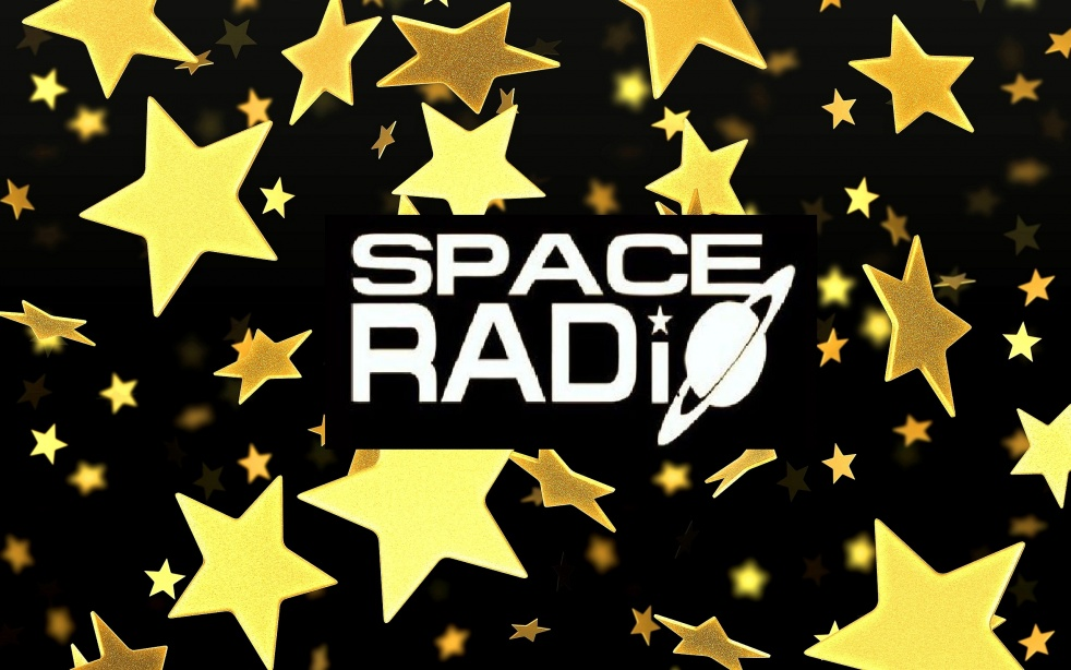 SpaceRadio - show cover